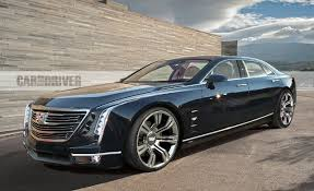 Cadillac Ciel Price Range 2019 Cadillac Ct8 25 Cars Worth Waiting For U2013 Feature U2013 Car And