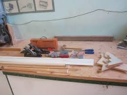 Wood Saw Table The Valley Woodworker Saw Bench Final Details