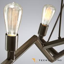 tech lighting 700 td tech lighting tech lighting chandeliers gambit led chandelier by