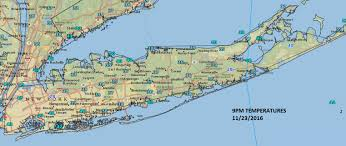 Map Of Rocky Point Suffolk Long Island Weather Thanksgiving Weather Long Island