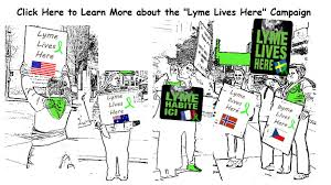 Lyme Disease Map Worldwide Lyme Disease Awareness Event 2014 Madison Wisconsin