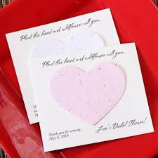 seed cards heart plantable seed cards personalized heart plantable seed
