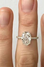 oval wedding rings best 25 oval engagement ideas on oval engagement