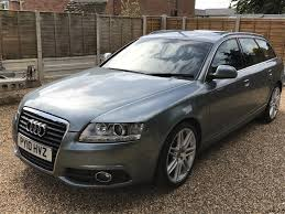 used 2010 audi a6 avant tdi s line special edition for sale in