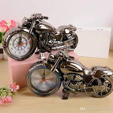 2018 children u0027s personalized motorcycle desk clock cartoon