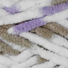 bernat baby blanket yarn 03113 little lilac dove discount