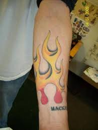 16 best flame wrist tattoo designs images on pinterest flame