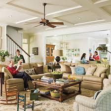 Family Room Living Room Home Design Ideas - The family room