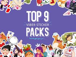 9 viber sticker packs spice up your chat viber