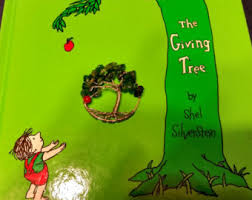 the giving tree etsy