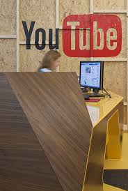 youtube offices youtube offices by penson group london retail design blog