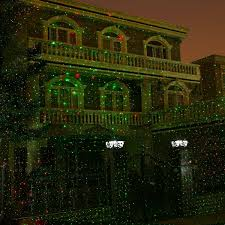 Outdoor Light Remote Control by Ledertek Waterproof Laser Christmas Lights