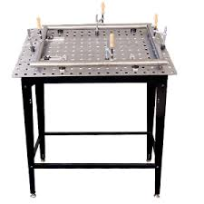 Buildpro Welding Table by Hand Buildpro Tbhk200 Fixture Point Economy Welding Table