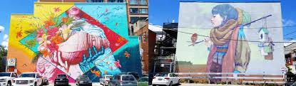 El Mural by El Mural Festival 2016 De Montreal Nos Ha Dejado Obras Impresionantes