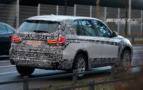 Bmw X5 Facelift - 2014 bmw x5 f15 drops major camouflage to reveal much more