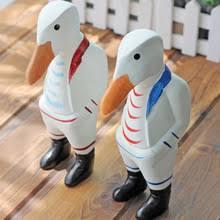 Duck Home Decor Popular Wooden Ducks Decor Buy Cheap Wooden Ducks Decor Lots From
