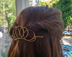 women s hair accessories hair clip geometric hair accessory modern hair pin simple hair