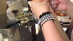 rhinestone wrap bracelet images Rhinestone wrap bracelet diy bling it on jpg