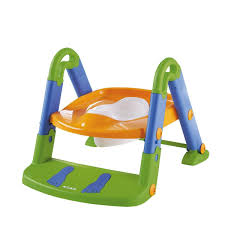 Over The Toilet Ladder by Amazon Com Kidskit 3 In 1 Potty Training Seat Potty Chair