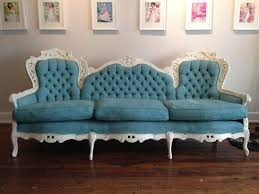 the turquoise iris vintage modern hand painted furniture how to i