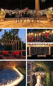 Lights For Backyard by Lighting Ideas For Backyard Party Patio Cover Lighting Lighting