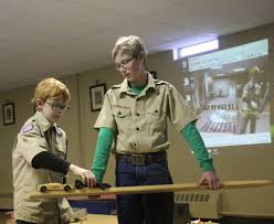 scouts race to the finish line in pinewood derby local news