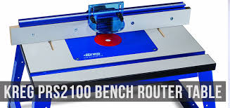 kreg prs2100 benchtop router table kreg prs2100 bench router table review top routertables