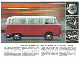 volkswagen microbus thesamba com vw archives 1972 vw bus sales brochure the vw