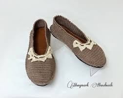 Comfort Flat Shoes Wide Feet Shoes Etsy