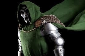 Dr Doom Mask Dr Doom Cosplay By Nasalhair001 On Deviantart