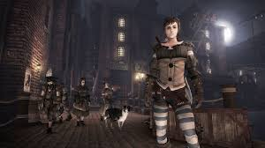 fable 3 hairstyles it s ladies night in these fable iii screenshots