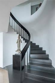 Circular Staircase Design Apartment Pretty Park Laurel Penthouse Interior With Elegant