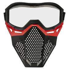 buy nerf rival face mask red online at low prices in india
