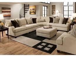 Simmons Upholstery Simmons Upholstery U0026 Casegoods Living Room 8520 Sectional