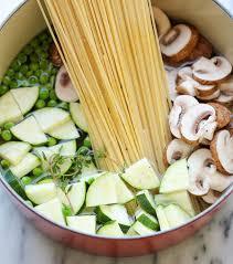 cuisiner les pates one pot pasta une révolution dans la cuisson des pâtes