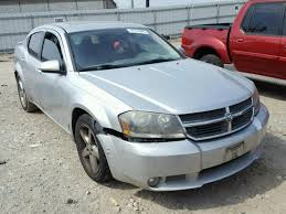 2008 silver dodge avenger 1b3lc76m08n588196 2008 silver dodge avenger r on sale in oh