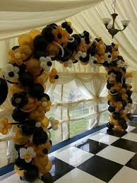 wedding balloon arches uk 11 best pink tree balloon arches images on
