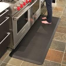 Rugs For Kitchen by Kitchen Accessories Dark Gray Gel Kitchen Mats L Shaped Rug Gel
