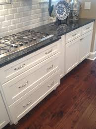 White Kitchen Cabinets Black Countertops by Kitchen 47 Rich Pure White Kitchen Ideas Blue Pearl Granite 10