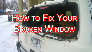 jeep cherokee back how to replace a rear window on a jeep cherokee by yourself youtube