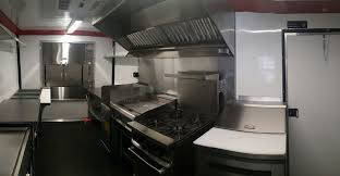 mobile kitchens concession trailers food trucks red fern
