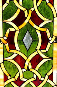 stained glass window buy stained glass tiffany geometric pattern stained glass in the