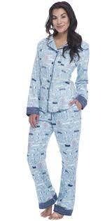 munki munki s sweater dogs classic flannel pajama set