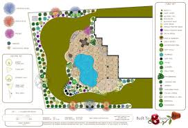 Landscape Lighting Plan Built To Bloom Landscape Lighting Services San Antonio