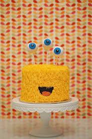 Halloween Monster Cakes by Eve U0027s Fika Monster Cake