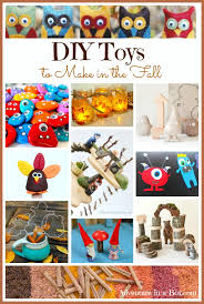 thanksgiving diy projects 31 diy toys to make in the fall