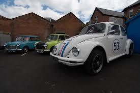volkswagen beetle classic herbie hire a classic car u201cherbie u201d u2013 1976 vw beetle