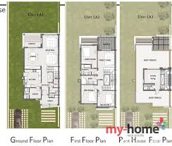 Twin House Plans Twinhouse For Sale Palm Hills Katameya Extension 6 Years