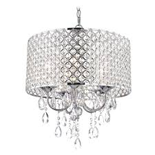 Grandview Gallery Lighting Home Decor Shade Chandelier With Crystals Lighting Design Fixture Furnishing