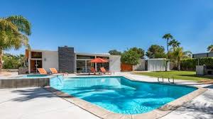 iconic butterfly midcentury modern house vrbo